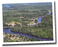 Ash River Trail and Kettle Falls Tourism